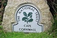 [national trust sign]